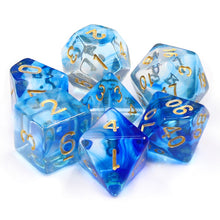 Load image into Gallery viewer, Under The Sea -  RPG Dice Set, CritKit