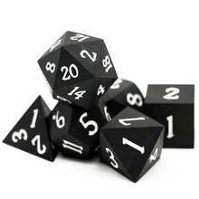 Load image into Gallery viewer, Black Helm - Wooden Dice