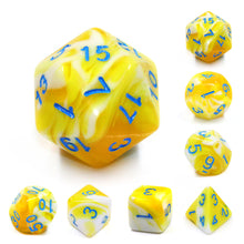 Load image into Gallery viewer, Garmonbozia -  RPG Dice Set, CritKit