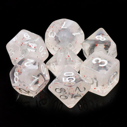 Ice Demon -  RPG Dice Set, CritKit