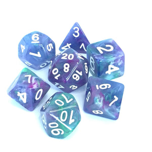 Muse -  RPG Dice Set, CritKit