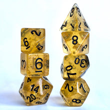 Load image into Gallery viewer, Beeswax -  RPG Dice Set, CritKit
