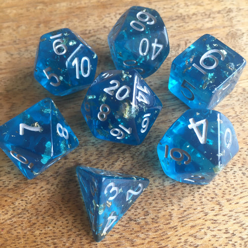 The Deep -  RPG Dice Set, CritKit