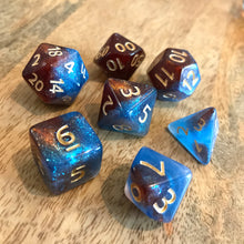 Load image into Gallery viewer, Exoplanet -  RPG Dice Set, CritKit