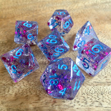 Load image into Gallery viewer, Starlight Dusk -  RPG Dice Set, CritKit