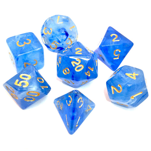 Maelstrom -  RPG Dice Set, CritKit