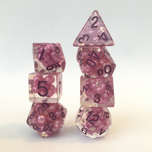 Load image into Gallery viewer, Purple Grape -  RPG Dice Set, CritKit