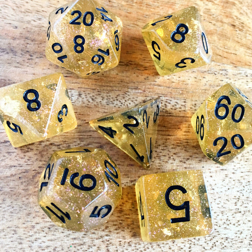 Beeswax -  RPG Dice Set, CritKit