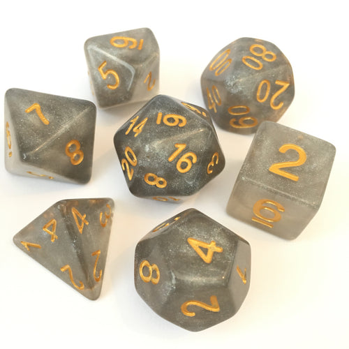 Onyxstone -  RPG Dice Set, CritKit