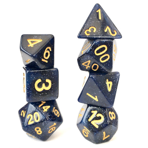 Ancestral Skies -  RPG Dice Set, CritKit
