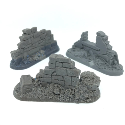 Ruined Walls - Scatter Terrain