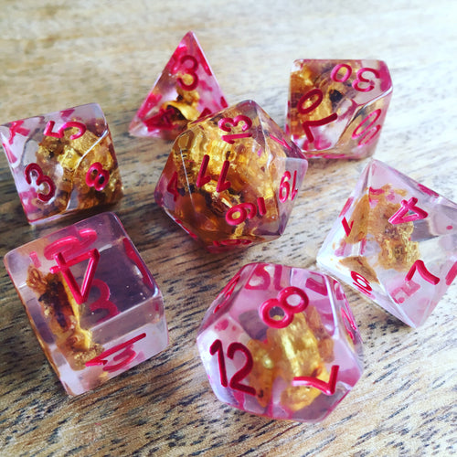 Goldmine -  RPG Dice Set, CritKit
