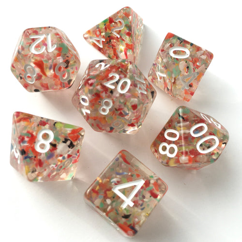 Fiesta -  RPG Dice Set, CritKit