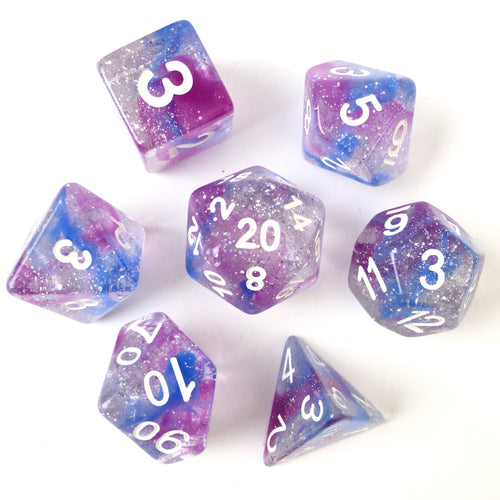 New Dawn -  RPG Dice Set, CritKit