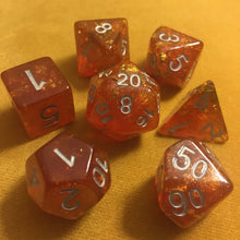 Load image into Gallery viewer, Honeycomb -  RPG Dice Set, CritKit