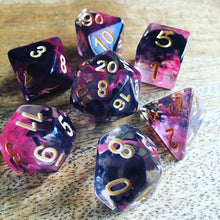 Load image into Gallery viewer, Shadow Fiend -  RPG Dice Set, CritKit