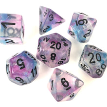 Load image into Gallery viewer, Arctic Mist -  RPG Dice Set, CritKit