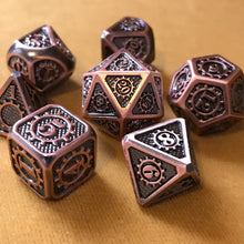Load image into Gallery viewer, Infernal Machine -  RPG Dice Set, CritKit