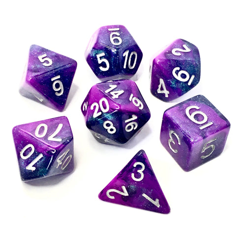Decadence -  RPG Dice Set, CritKit
