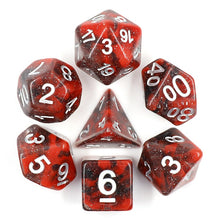 Load image into Gallery viewer, Manjusaka -  RPG Dice Set, CritKit