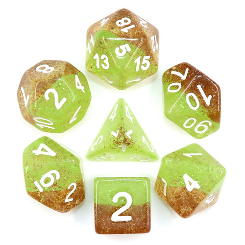 Mustard -  RPG Dice Set, CritKit