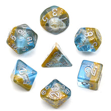 Load image into Gallery viewer, Ocean Floor -  RPG Dice Set, CritKit