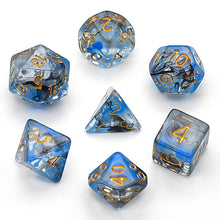 Load image into Gallery viewer, Ocean Storm -  RPG Dice Set, CritKit