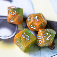 Load image into Gallery viewer, Primordial - Sevilla -  RPG Dice Set, CritKit