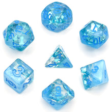 Load image into Gallery viewer, Seasons - Summer -  RPG Dice Set, CritKit