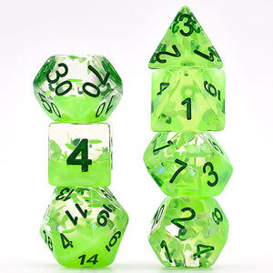 Seasons - Spring -  RPG Dice Set, CritKit