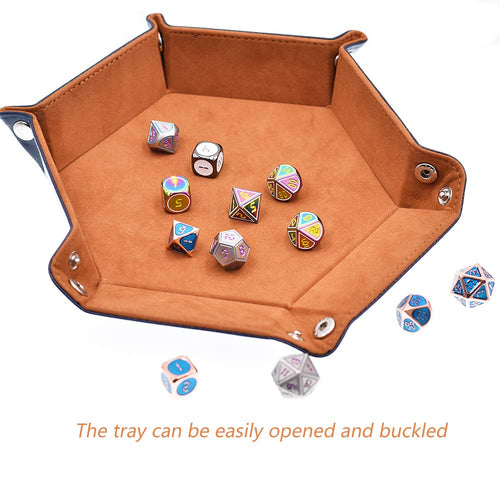 Dice Tray -  RPG Dice Set, CritKit