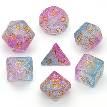 Load image into Gallery viewer, Southern Lights -  RPG Dice Set, CritKit