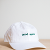 Good Space White Cap