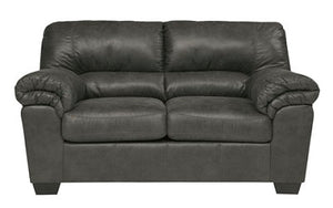 231 FI-A Sofa and Loveseat (Grey)