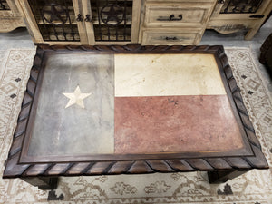 Flg cnjrs fi texas marble dark wax