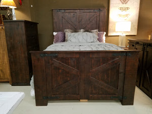 RCX Don-886 FI Bedroom Set