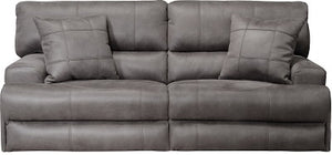 329 FI-CnJ Sofa and Loveseat w/ Power Adjustable Headrest and Lumbar