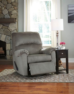 371fiA Swivel Glider Recliner