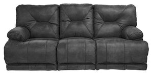 549fiCnJ 3x Reclining Sofa and Loveseat w/ Console with Storage