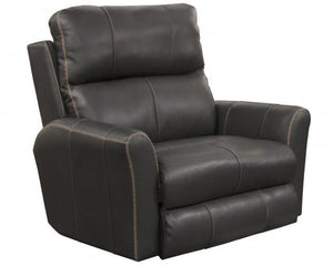 586 FI-CnJ Powered Italian Leather Voice Activated Sofa and Loveseat w/ Adj. Headrest and Lumbar