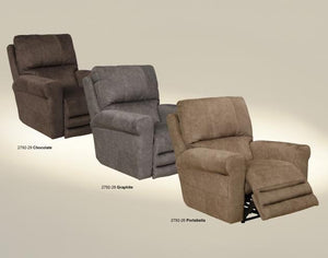 5897 FI-CnJ Voice Activated Powered Recliner with Adjustable Headrest and Lumbar
