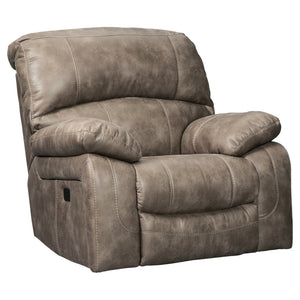 627 FI-A Power Sofa & Loveseat with Adjustable Headrest