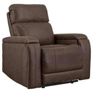 603 FI-A Powered Recliner with Hidden Cupholders, adj. Headrest and Lumbar