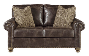 916 FI-A Sofa and Loveseat (Faux Leather)