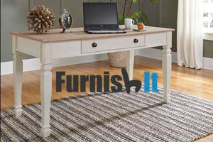 H694-12A-FIA Home office large leg desk