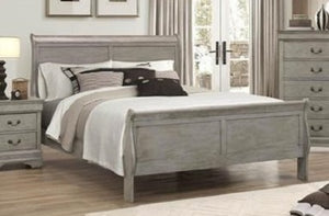 B4061FICM Sleigh Bed Set