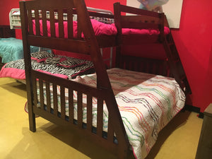 2129 FI-D Twin/Full Mission Bunkbed