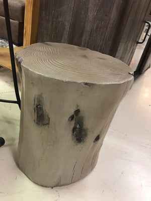 27A3161A-FI-P Stump End Table