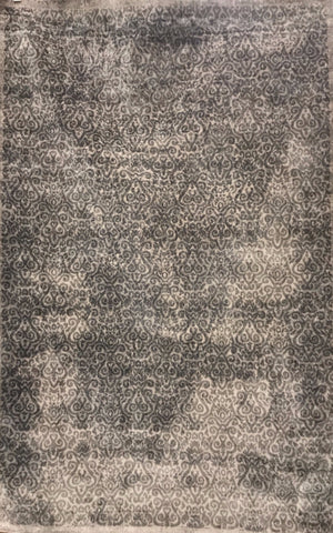 VT2468FIP Vintage Rug - Gray / Charcoal 8' x 10'