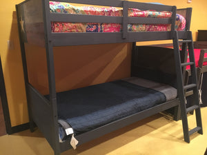 2956FI-D Texas Flag Twin Bunkbed